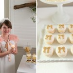 Daisy's First Holy Communion