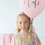 9th Birthday Celebrations & A Cute Balloon