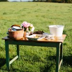 Breakfast in the Field